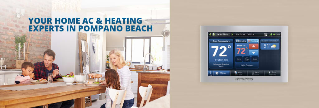 Home AC & Heating Experts in Pompano Beach